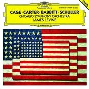 Carter: Variations for Orchestra / Babbitt: Correspondences / Schuller: Spectra for Orchestra / Cage: Atlas eclipticalis Songs