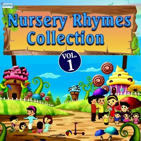 Nursery Rhymes Collection (Vol 1)
