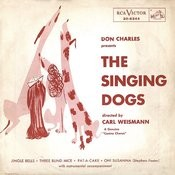 Don Charles Presents The Singing Dogs Songs