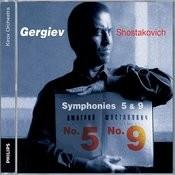 Shostakovich: Symphonies Nos.5 & 9 Songs