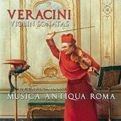 Veracini: Sonatas For Violin And Basso Continuo Songs