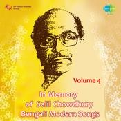 In Memory Of Salil Chowdhury Vol 4 Songs