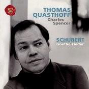 Schubert: Goethe-Lieder Songs