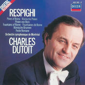 Respighi: Pines of Rome/Fountains of Rome/Roman Festivals Songs