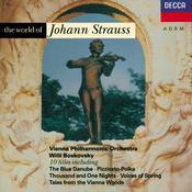 Strauss, J.II: The World of Johann Strauss Songs