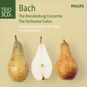 Bach, J.S.: Brandenburg Concertos/Orchestral Suites/Violin Concertos Songs