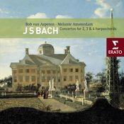 Bach: Harpsichord Concertos etc. Songs