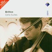 Britten: Cello Suites (-  Apex) Songs