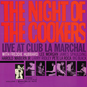 The Night Of The Cookers (Volume One/Live) Songs