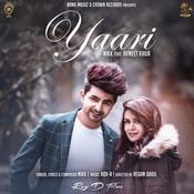 Yaari MP3 Song Download- Yaari Yaari (ਯਾਰੀ) Punjabi Song by Nikk on  Gaana.com