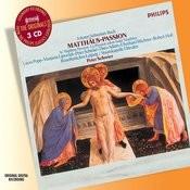 Matthäus-Passion (St. Matthew Passion), BWV 244 Songs