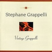 Vintage Grappelli Songs