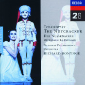 Tchaikovsky The Nutcracker Offenbach Le Papillon Songs