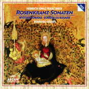 Heinrich Ignaz Franz Biber Rosenkranz Sonaten Songs