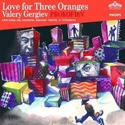 Prokofiev Love For Three Oranges Songs