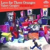 Prokofiev: Love for Three Oranges Songs