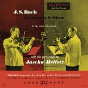 Bach: Concerto For Two Violins, BWV 1043 In D Minor; Mozart: Violin Concerto No. 4, K. 218, In D Songs