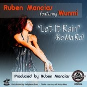 Let It Rain (Ko Ma Ro) (6-Track Maxi-Single) Songs