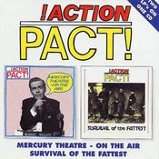 Mercury Theatre - On The Air / Survival Of The Fattest Songs