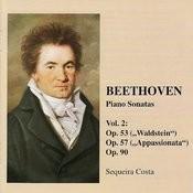Beethoven: Sonatas Nos. 21, 23, 27 Songs