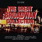 The Great Broadway Collection (Vol 1) Songs