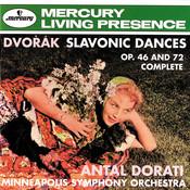 Dvorák: Slavonic Dances Op.46 & Op.72 Songs