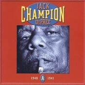 Champion Jack Dupree: CD A- 1940-1941 Songs