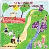 Ken Barrie Sings Rhymes & Songs, Volume 2 Songs