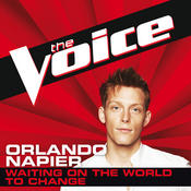 Waiting On The World To Change (The Voice Performance) Songs