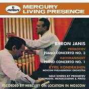 Prokofiev: Piano Concerto No.3 / Rachmaninov: Piano Concerto No.1 Songs