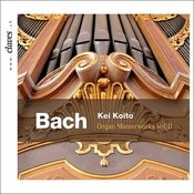J.S Bach - Organ Masterworks Vol. 2 Songs