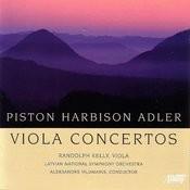 American Viola Concertos Songs