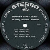 Bee Gee Band - Takes Songs
