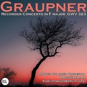 Graupner: Recorder Concerto In F Major, Gwv 323 Songs
