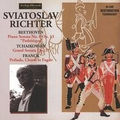 Richter Plays Tchaikovsky, Beethoven And Franck Songs