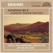 Brahms: Symphony No. 4, Festive Overture Songs