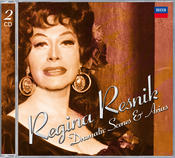 Regina Resnik - Dramatic Scenes & Arias (2 CDs) Songs