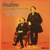 Brahms: The Sonatas For Violin And Piano Songs