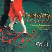 Tangos Inolvidables Instrumental Volume 1 Songs