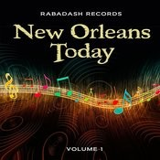 Rabadash Records: New Orleans Today, Vol. 1 Songs