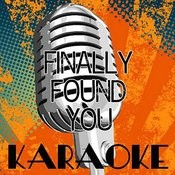 Finally Found You (Karaoke Tribute To Enrique Iglesias Feat. Sammy Adams) Songs