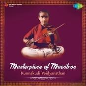 Kunnakudi Violin M Pieces Of Maestros V Songs