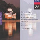 Mahler: Symphonies Nos. 1 & 3 (2 Cds) Songs