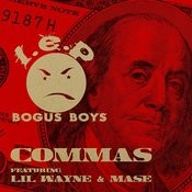 Commas Songs