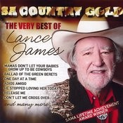 Sa Country Gold (The Very Best Of Lance James) Songs
