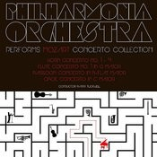 Philharmonia Orchestra Performs Mozart Concerto Collection Songs