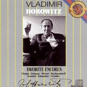 Horowitz: Favorite Encores Songs