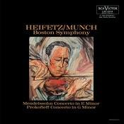 Mendelssohn-Bartholdy: Violin Concerto In E Minor, Op. 64 , Prokofiev: Violin Concerto No. 2 In G Minor, Op. 63 Songs