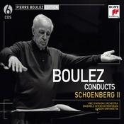 Pierre Boulez Edition: Schoenberg II Songs