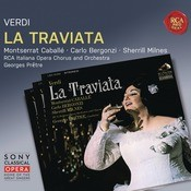 La Traviata: Act I: Un Dì Felice Eterea Song
